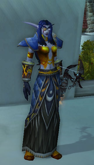 breast plate Netherscale